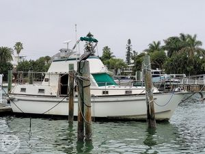 Used Gulfstar 36 Mark II Trawler Boat For Sale