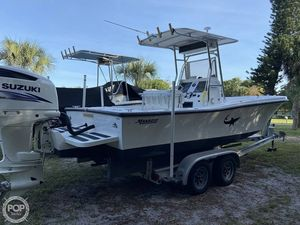 Used Mako 232B Center Console Fishing Boat For Sale