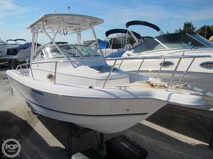 Used Pro-Line 25 Walk Walkaround Fishing Boat For Sale