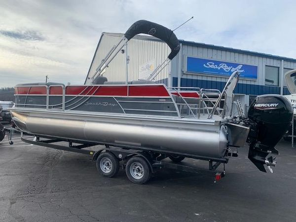 New South Bay 224SB2 Pontoon Boat For Sale