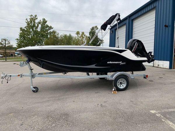 New Bayliner E15 Deck Boat For Sale