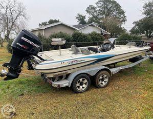 Used Triton TR21 Bass Boat For Sale