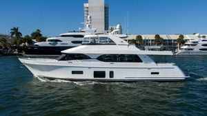 Used Ocean Alexander Evolution Motor Yacht For Sale