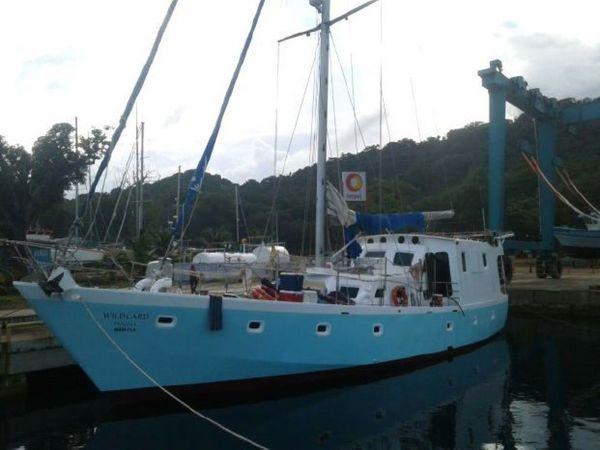 Used Custom Motor Yacht For Sale