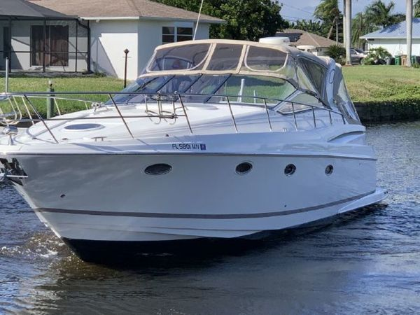 Used Regal Commodore 3860 Diesel Motor Yacht For Sale