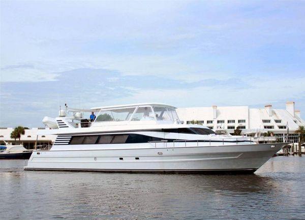 Used Tarrab 88 Motor Yacht Motor Yacht For Sale