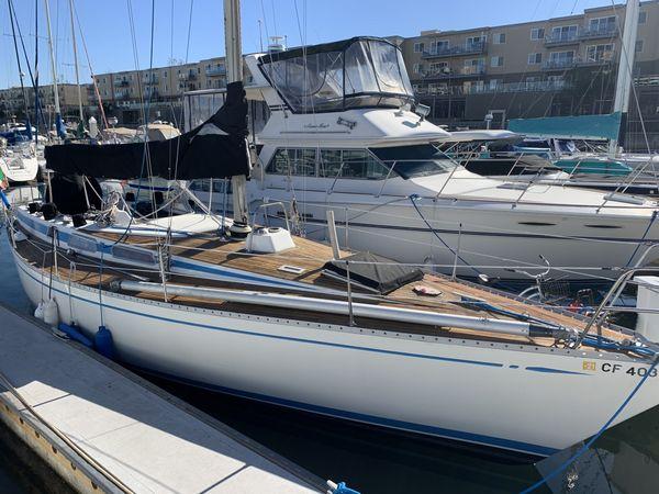 Used Nautor Swan 371 Sloop Sailboat For Sale