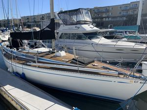 Used Nautor Swan 371 Sloop Sailboat For Sale