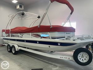 Used Playcraft Deck Cruiser 24 Deck Boat For Sale