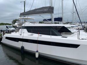 Used Leopard 50 Catamaran Sailboat For Sale