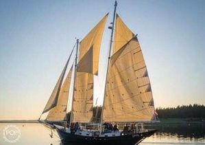 Used Tom Colvin 36 Schooner Sailboat For Sale