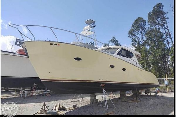 Used Seascout 41 Pilothouse Boat For Sale