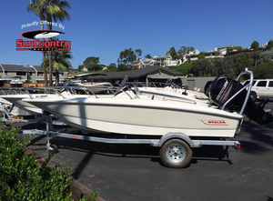 Used Boston Whaler 150 Super Sport Runabout Boat For Sale