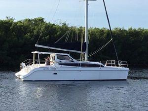 Used Gemini Legacy Catamaran Sailboat For Sale