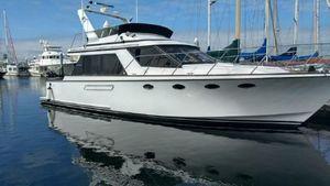 Used Ocean Alexander 42 Sedan Flybridge Boat For Sale