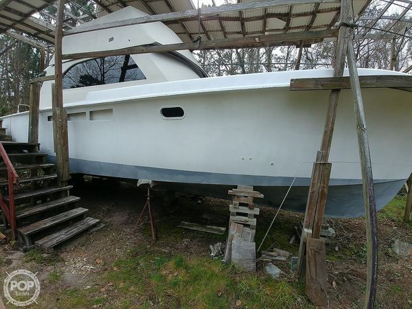 Used Hatteras 41 Sport Fish Sports Fishing Boat For Sale