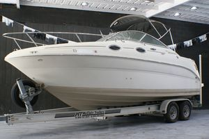 Used Sea Ray SunDancer 240 Bowrider Boat For Sale