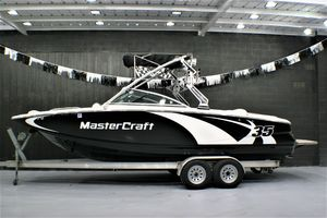 Used Mastercraft SS X35 Ski and Wakeboard Boat For Sale