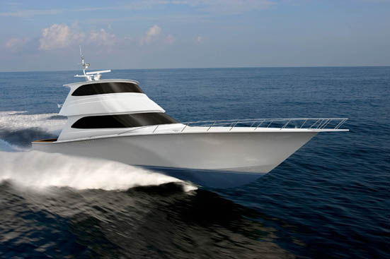 New Viking Yachts Enclosed Bridge (NEW BUILD) Sports Fishing Boat For Sale