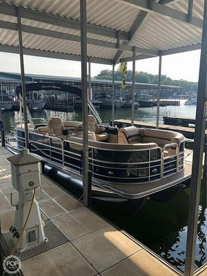 Used South Bay 24 Pontoon Boat For Sale