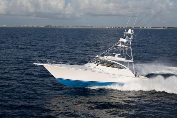 New Viking 52 Open Express Sports Fishing Boat For Sale