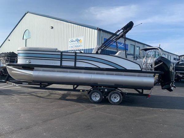 New Harris 230 Sunliner Pontoon Boat For Sale