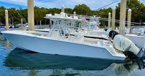 Used Seavee 340Z Center Console Fishing Boat For Sale