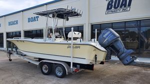 Used Polar 2310 Bay Saltwater Fishing Boat For Sale