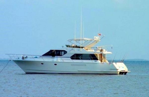 Used West Bay Sonship 58 Pilothouse Boat For Sale