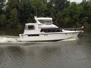 Used Jefferson 46 Cockpit MY Motor Yacht For Sale