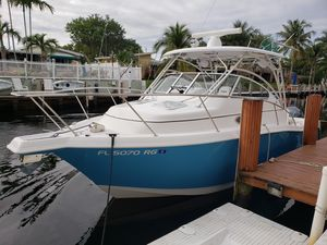 Used Pro-Line 3200 Express Cuddy Cabin Boat For Sale