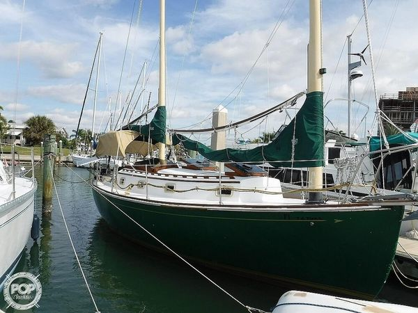 Used Herreshoff H-31 Ketch Sailboat For Sale