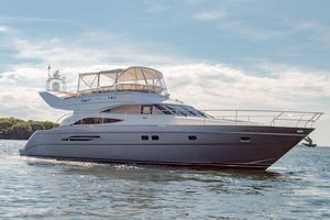 Used Viking Motor Yacht For Sale