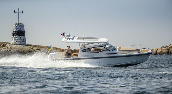 New Nimbus W9 #39 Cruiser Boat For Sale