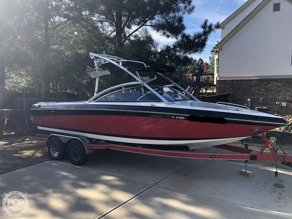 Used Supra Launch 24 SSV Ski and Wakeboard Boat For Sale