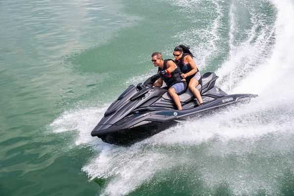 New Yamaha Waverunner FX Cruiser SVHO Personal Watercraft Boat For Sale