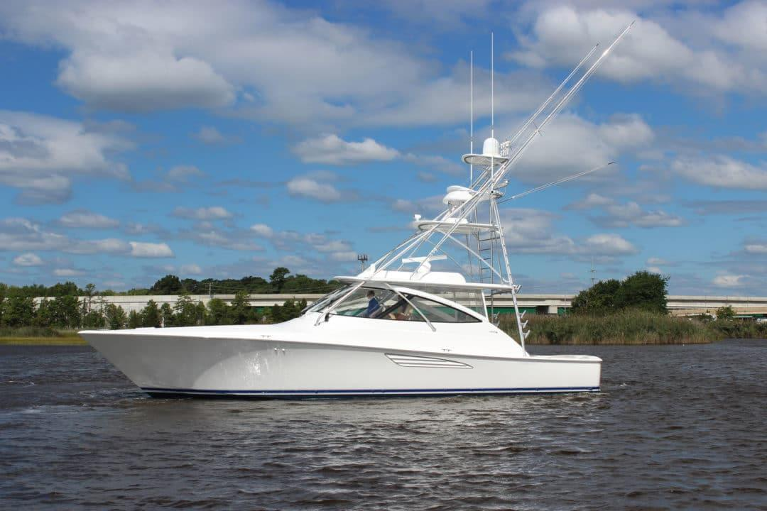 2018 New Viking 48 Open Express Sports Fishing Boat For ...