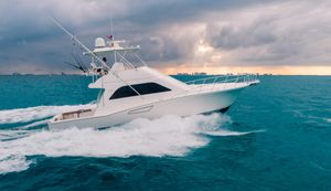 Used Cabo Saltwater Fishing Boat For Sale