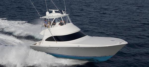 New Viking 48 Convertible Sports Fishing Boat For Sale