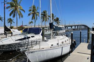 Used Bristol Cruiser Sailboat For Sale