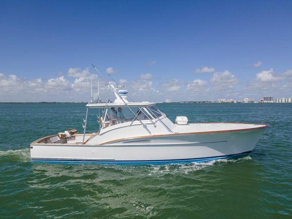 Used Rybovich Sportfish Express Motor Yacht For Sale