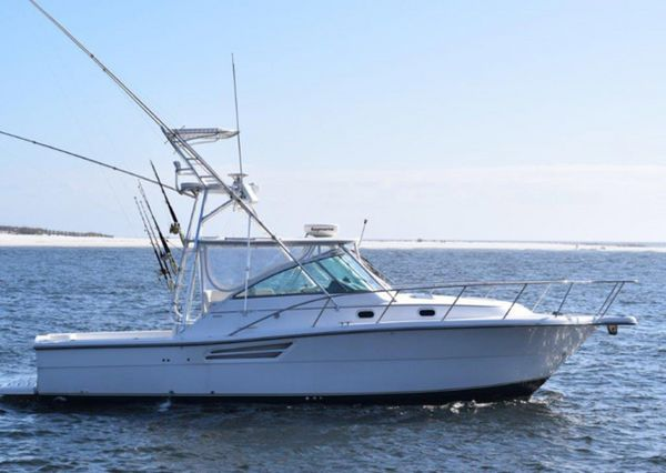 Used Pursuit 34 Express Sports Fishing Boat For Sale