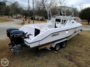 Used Angler 2500 WA Walkaround Fishing Boat For Sale