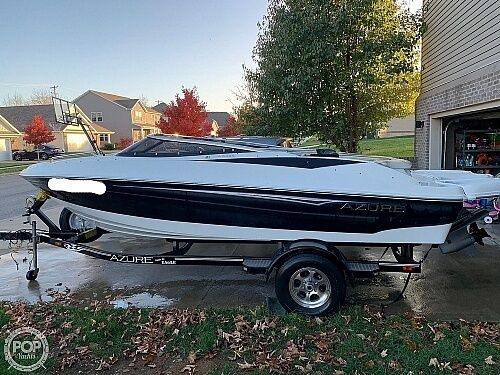 Used Azure AZ208 Bowrider Boat For Sale