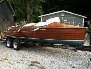 Used Seabird 21 Antique and Classic Boat For Sale