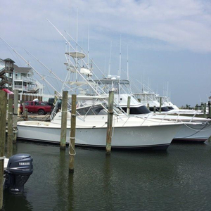 Used Henriques 6CXM-GTE Sports Fishing Boat For Sale