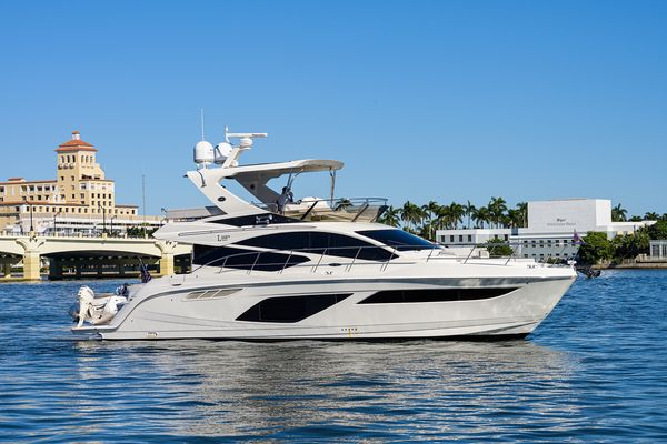Used Sea Ray Flybridge Boat For Sale