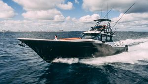 Used Sea Force Ix Sports Fishing Boat For Sale