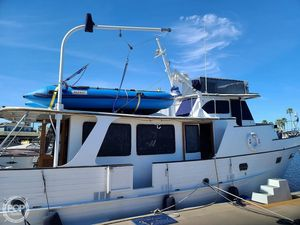 Used American Marine 46 Alaskan Trawler Boat For Sale