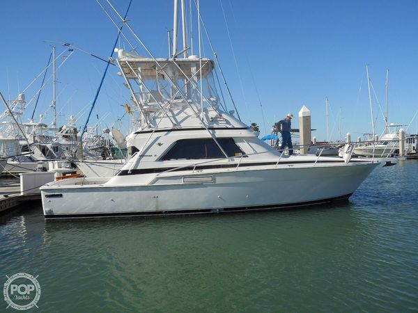 Used Bertram 37 SportFish Sports Fishing Boat For Sale